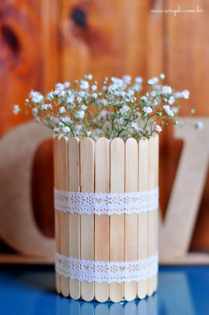 Ventilador de teto Spirit - Blog Myspirit - detalhes florais - decorar a casa na primavera