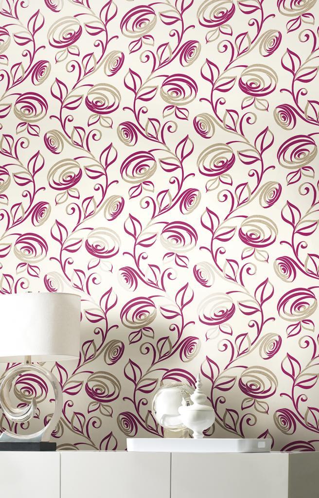 Ventilador de teto Spirit - Blog Myspirit - papel de parede florido - decorar a casa na primavera