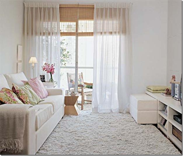 Ventilador de teto Spirit - Blog Myspirit - cortinas transparente - decorar a casa na primavera