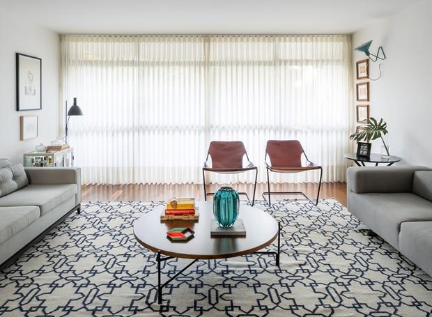 ventilador de teto Spirit - Blog Myspirit - sala de estar com persianas - dicas de decoração