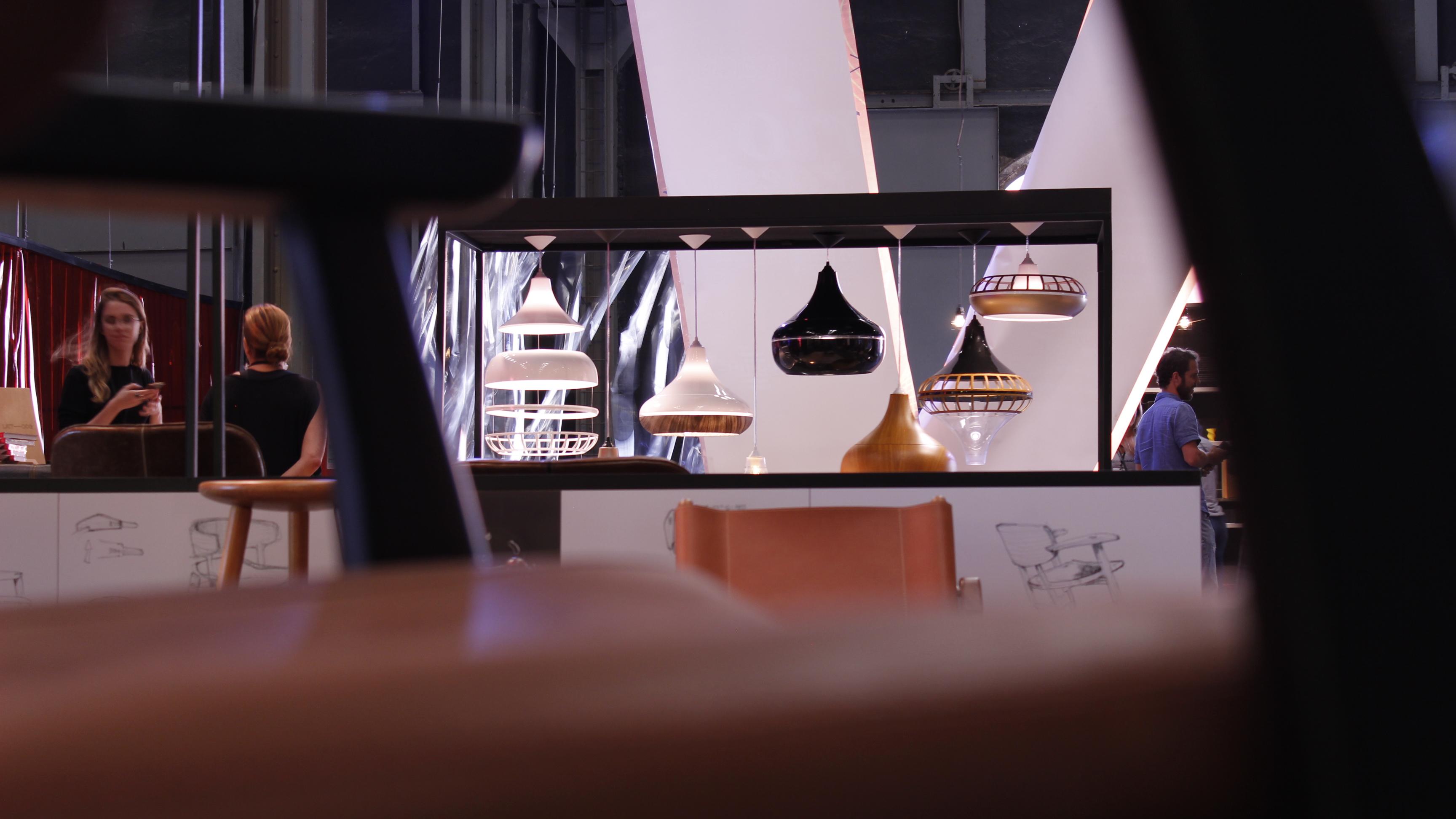 ventilador de teto Spirit - Blog Myspirit - luminárias Spirit Combine - Semana Design Rio 2017