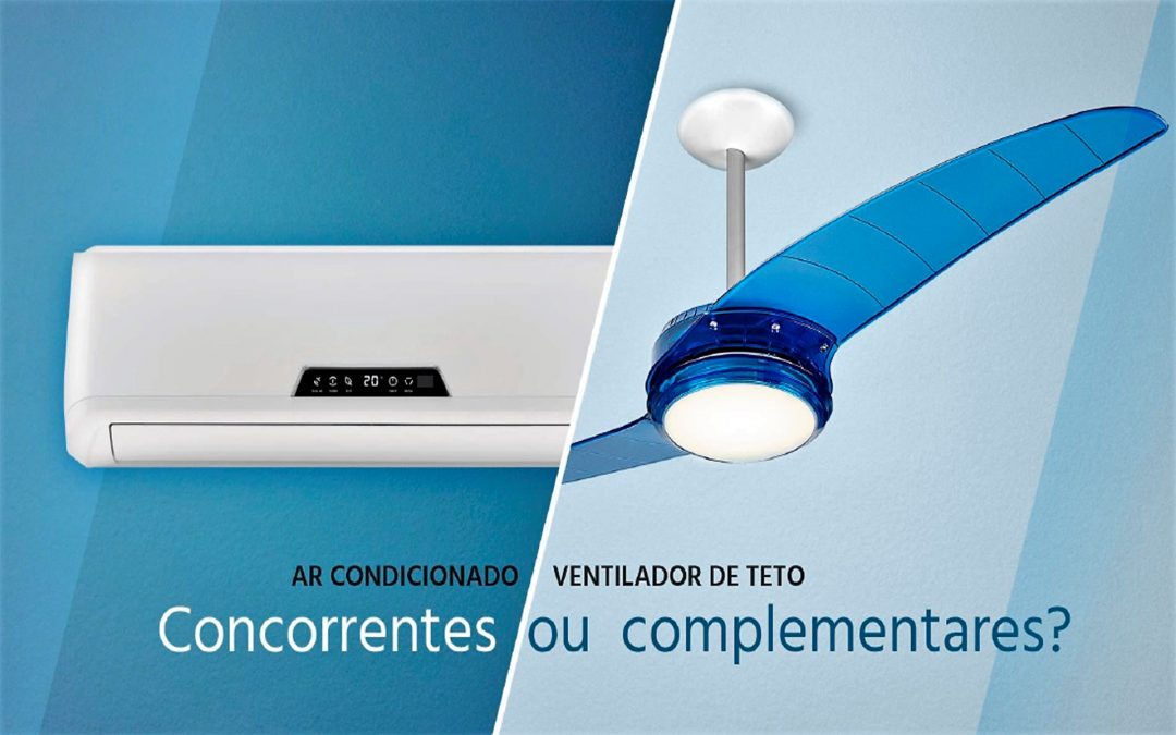 ventilador de teto Spirit - Blog Myspirit - capa blog - usar ventilador de teto junto com ar-condicionado