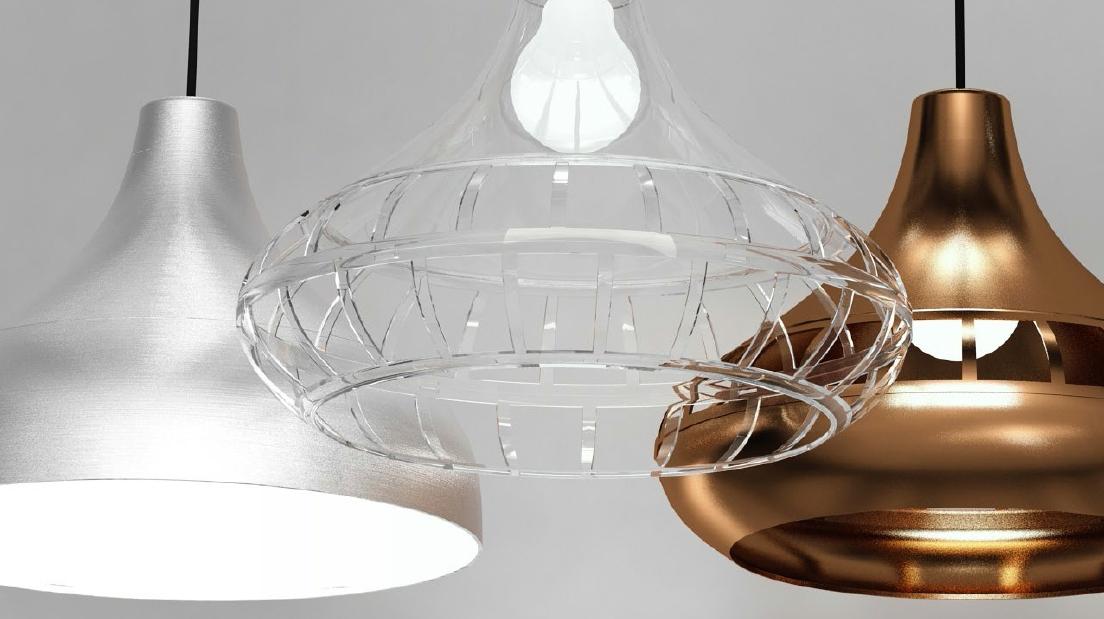 Ventilador de teto Spirit - Blog Myspirit - Luminária Combine - Luminária pendente