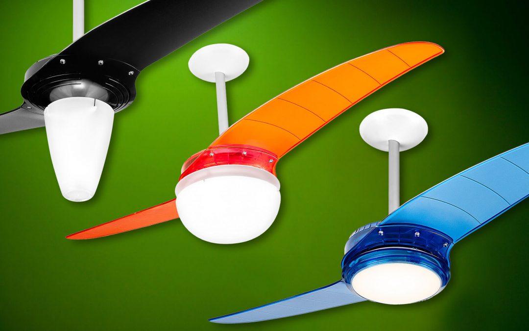 ventilador de teto Spirit - Blog Myspirit - ventilador de teto com luminária - comprar ventilador de teto