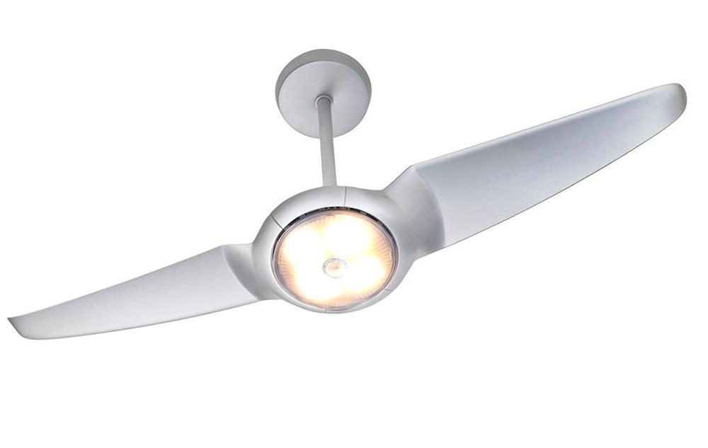 ventilador de teto Spirit - Blog Myspirit - Ventilador de Teto Spirit Ic Air Led Prata - ventilador de teto ou ar-condicionado