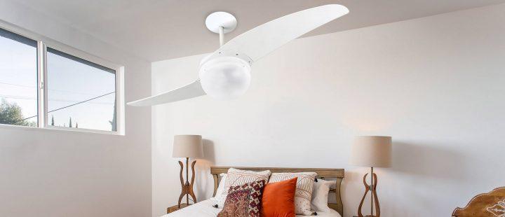ventilador de teto Spirit - Blog Myspirit - capa blog - Como refrescar o quarto com ventilador de teto