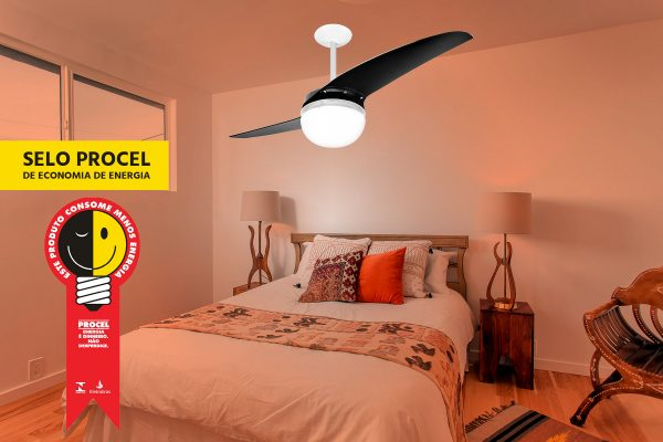 ventilador de teto Spirit - Blog Myspirit - capa blog - economizar energia elétrica