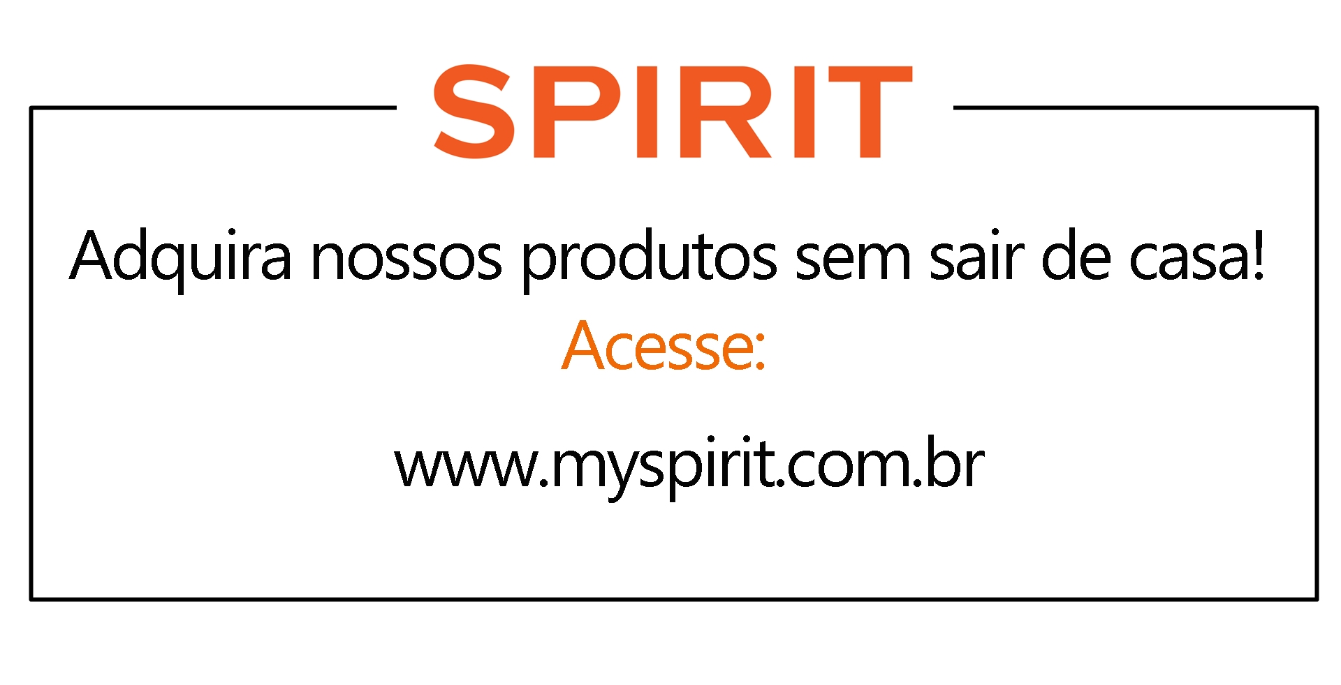 ventilador de teto Spirit - Blog Myspirit - banner site Spirit - manual do ventilador de teto