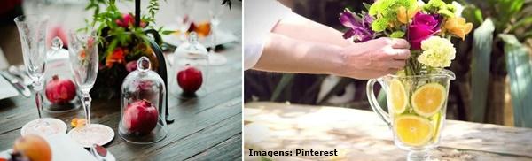 Ventiladores e luminárias Spirit - Blog Myspirit - decoração de ano novo com frutas - decoração de ano novo simples e barata
