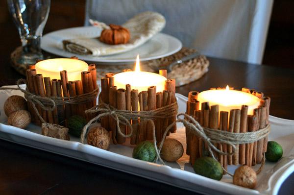 ventilador de teto Spirit - Blog Myspirit - decoração de mesa de Natal