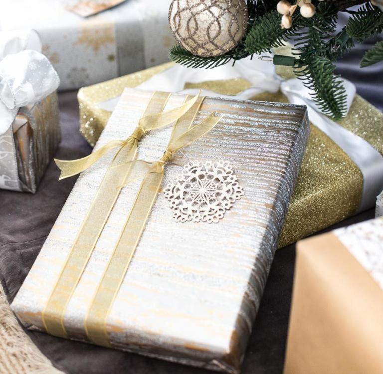 ventilador de teto Spirit - Blog Myspirit - como embrulhar presentes - presentes para o Natal