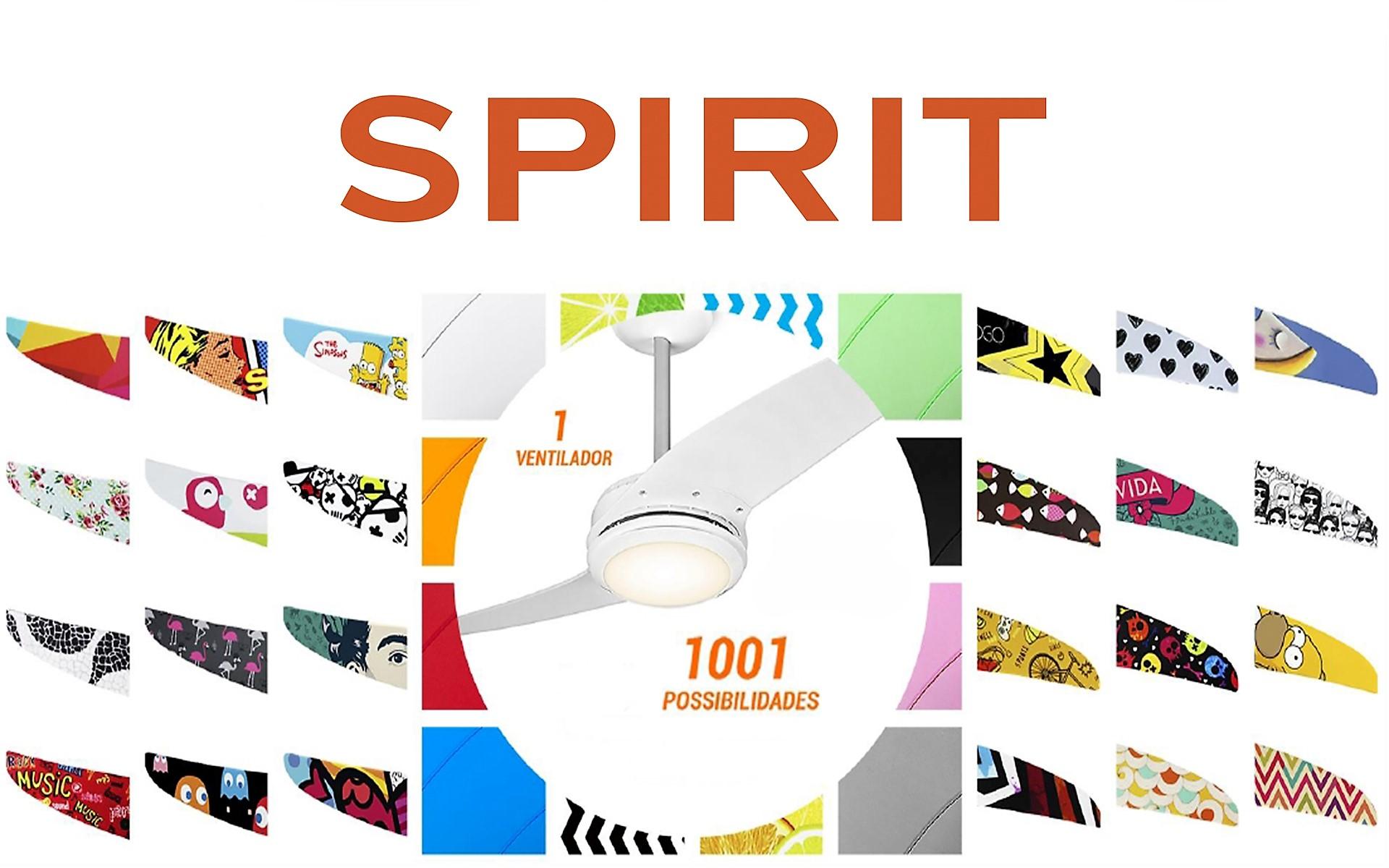 ventilador de teto Spirit - Blog Myspirit - capa blog - trocar as pás do ventilador de teto