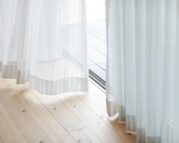 ventilador de teto Spirit - Blog Myspirit - cortina leve e de cor clara - como deixar a casa mais fresca