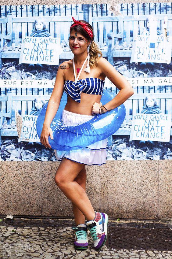 ventilador de teto Spirit - Blog Myspirit - fantasia Pool Party - fantasias para Carnaval