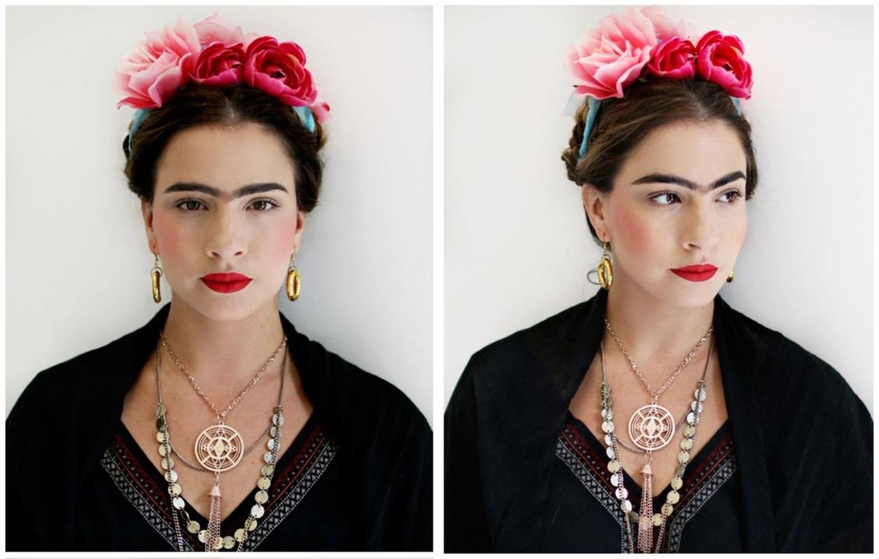 ventilador de teto Spirit - Blog Myspirit - fantasia Frida Kahlo - fantasias para Carnaval