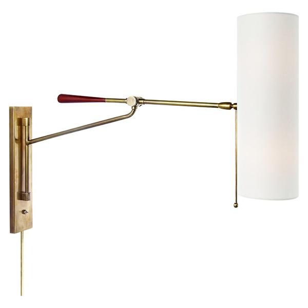 ventilador de teto Spirit - Blog Myspirit - luminária de cabeceira - quarto de visitas
