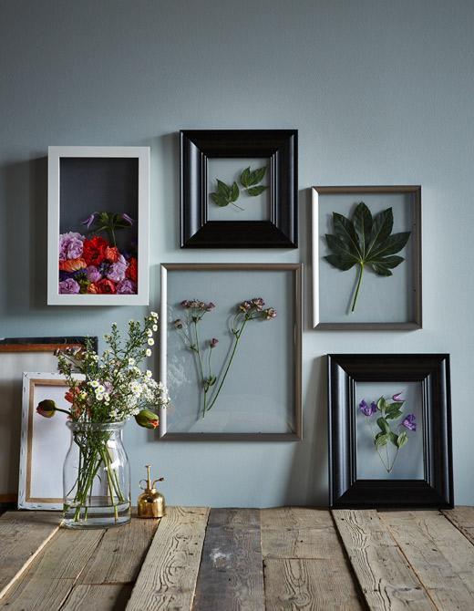 ventilador de teto Spirit - Blog Myspirit - quadros feitos com flores - plantas dentro de casa