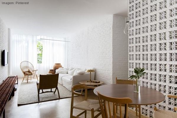 Ventiladores e luminárias Spirit - Blog Myspirit - sala clean - como deixar a casa mais fresca