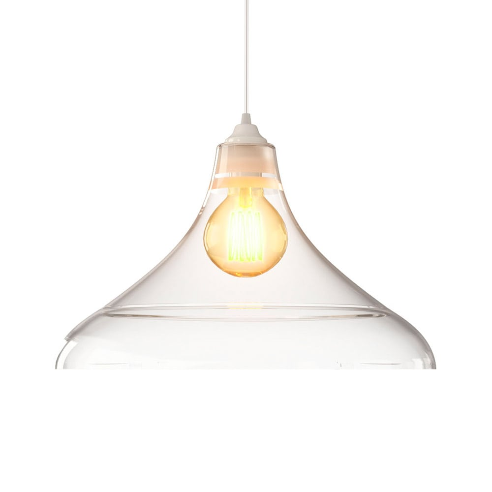 Ventilador de teto Spirit - Blog Myspirit - Luminária SPIRIT Combine - Luminária Pendente Spirit Combine 1200 Cristal - Luminária pendente