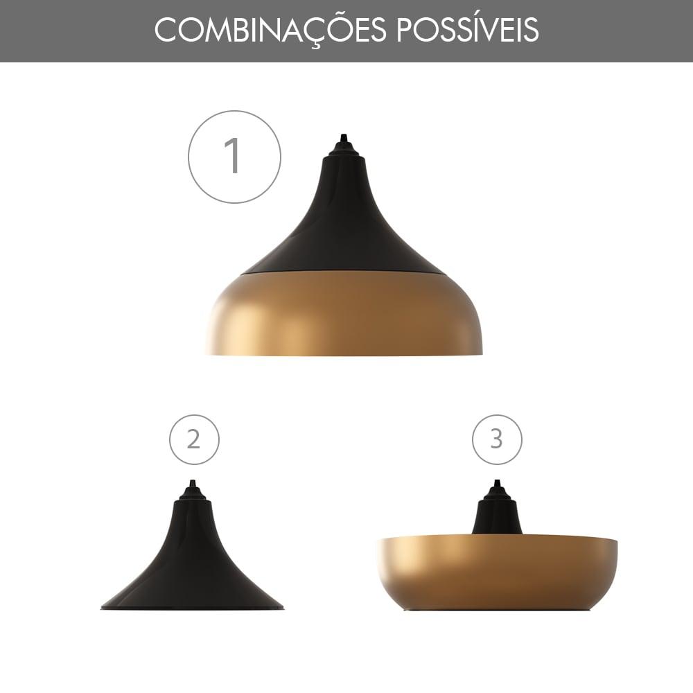ventilador de teto Spirit - Blog Myspirit - luminária pendente Spirit Combine - Combine
