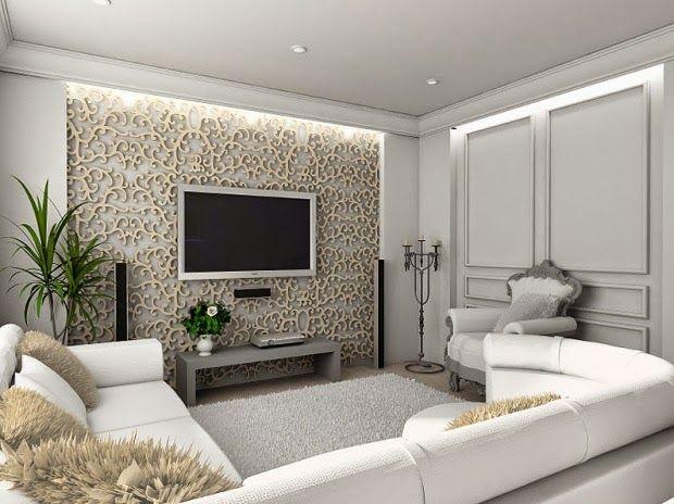 ventilador de teto Spirit - Blog Myspirit - sala de estar com paredes de cores claras - como decorar o primeiro apartamento