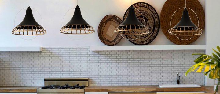 Ventiladores e luminárias Spirit Blog Myspirit - luminária pendente Combine - luminária de teto