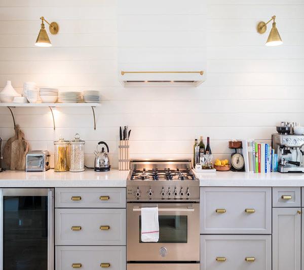 ventilador de teto Spirit - Blog Myspirit - cozinha clean - dicas simples de decoração