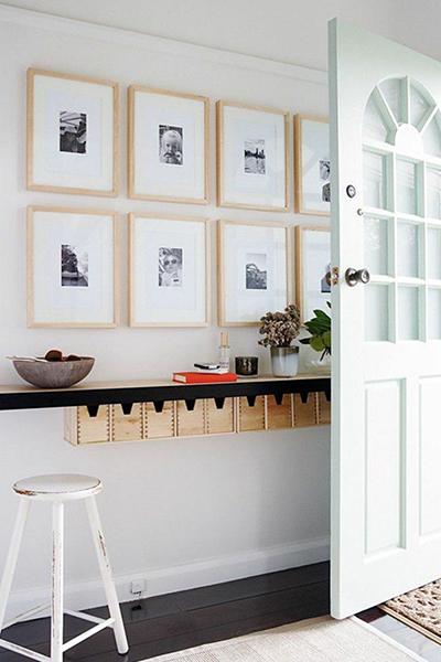 ventilador de teto Spirit - Blog Myspirit - hall de entrada - dicas simples de decoração