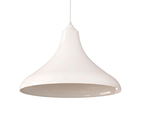 luminária pendente Spirit Combine - Blog Myspirit - Luminária Pendente Spirit Combine 1200 Branca - luminária pendente branca