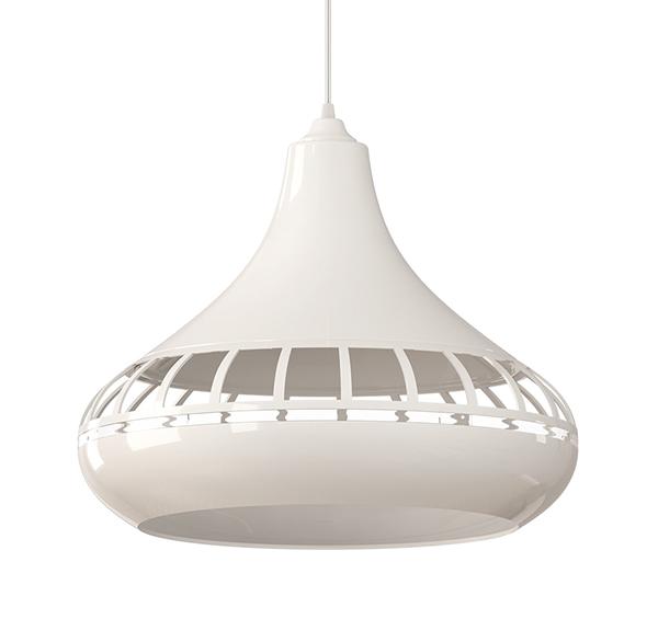 luminária pendente Spirit Combine - Blog Myspirit - Luminária Pendente Spirit Combine 1420 Branca - luminária pendente branca