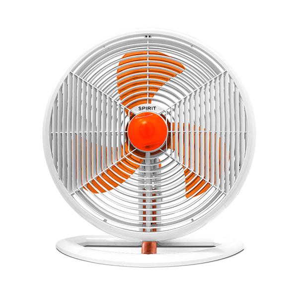 Ventiladores de teto e luminárias pendentes Spirit - Blog Myspirit - Turbo Circulador 40 cm Maxximos Spirit Tangerine - onde colocar o ventilador