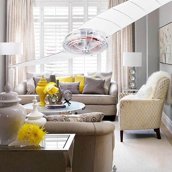 ventiladores de teto e luminárias pendentes Spirit - Blog Myspirit - - onde colocar o ventilador