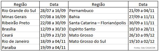 Ventiladores e luminárias Spirit - Blog Myspirit - Agenda CASACOR 2018 - CASACOR - CASACOR 2018 - CASACOR Rio 2018 - CASACOR Rio