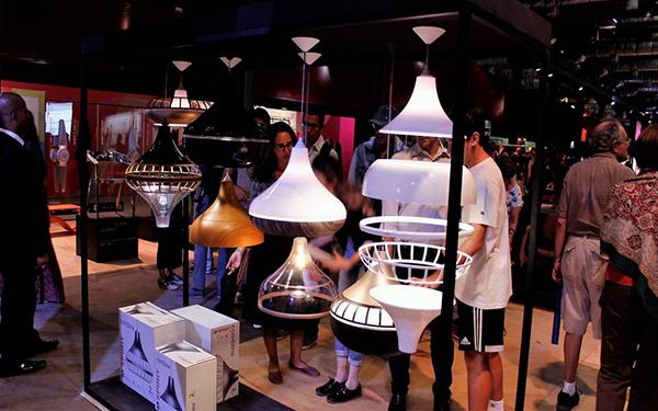 Ventiladores e luminárias Spirit - Blog Myspirit - Semana Design Rio 2017 - Semana Design Rio 2018