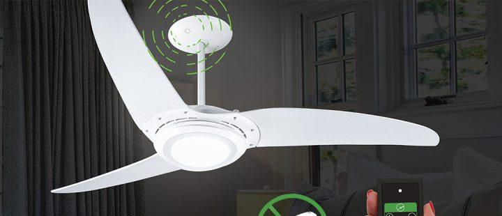 Ventiladores e luminárias Spirit - Blog Myspirit - ventilador de teto com repelente