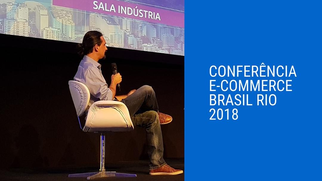 Ventiladores e luminárias Spirit - Blog Myspirit - Daniel Rocha - CEO da Spirit - Conferência E-Commerce Brasil Rio 2018