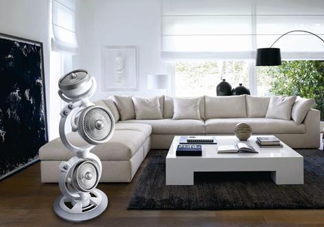 Ventiladores e luminárias Spirit - Blog Myspirit - ventilador triplo turbo Spirit Maxximos - inovação