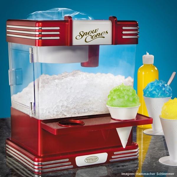 Ventiladores e luminárias Spirit - Blog Myspirit - máquina de raspadinha - itens diferentes com a cara do verão