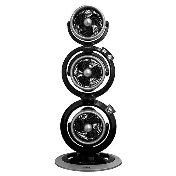 Ventiladores e luminárias Spirit - Blog Myspirit - ventilador torre Maxximos triplo turbo - itens diferentes com a cara do verão