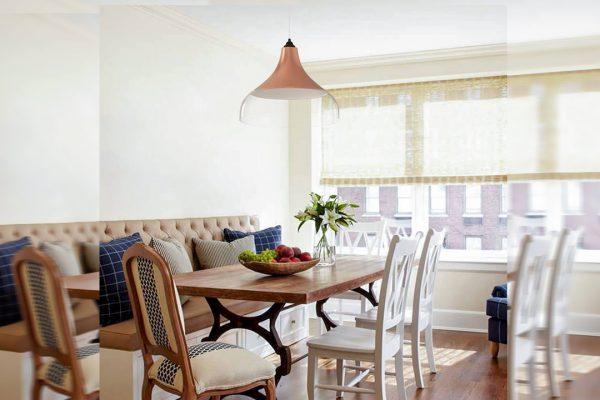 Ventiladores e luminárias Spirit - blog Myspirit - luminárias pendentes para sala de jantar