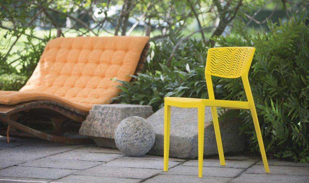 Cadeiras com muito design - Cadeira Duna Índiodacosta