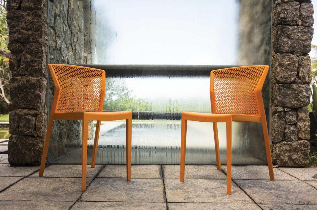 Cadeiras com muito design - Cadeira Peti Índiodacosta