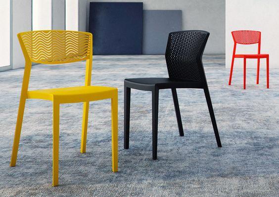 Cadeiras Peti e Dunas