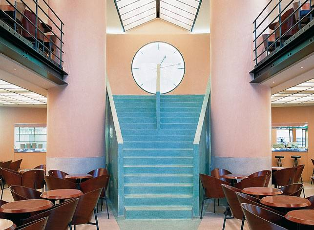Philippe Starck: Café Coste, Paris