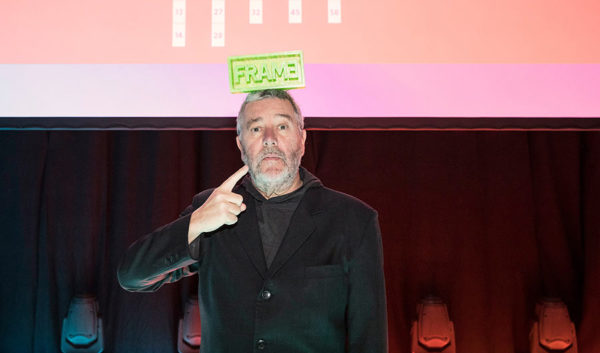 Philippe Starck: Frame Lifetime Achievement Award