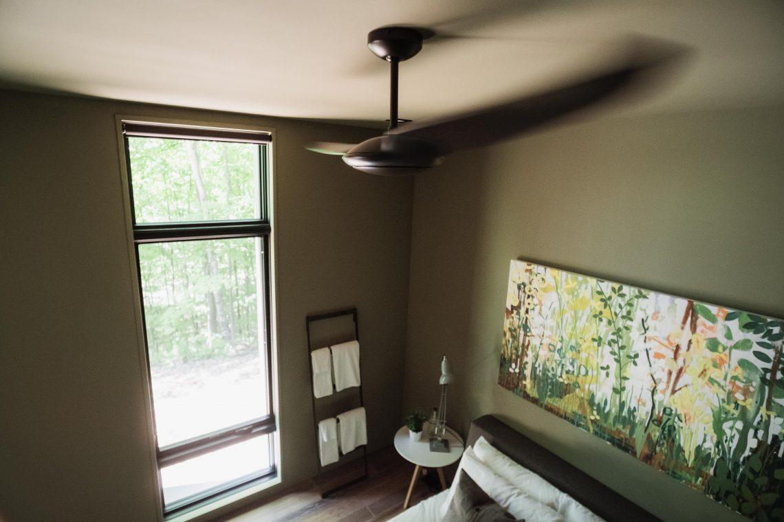 3 vantagens do ventilador de teto