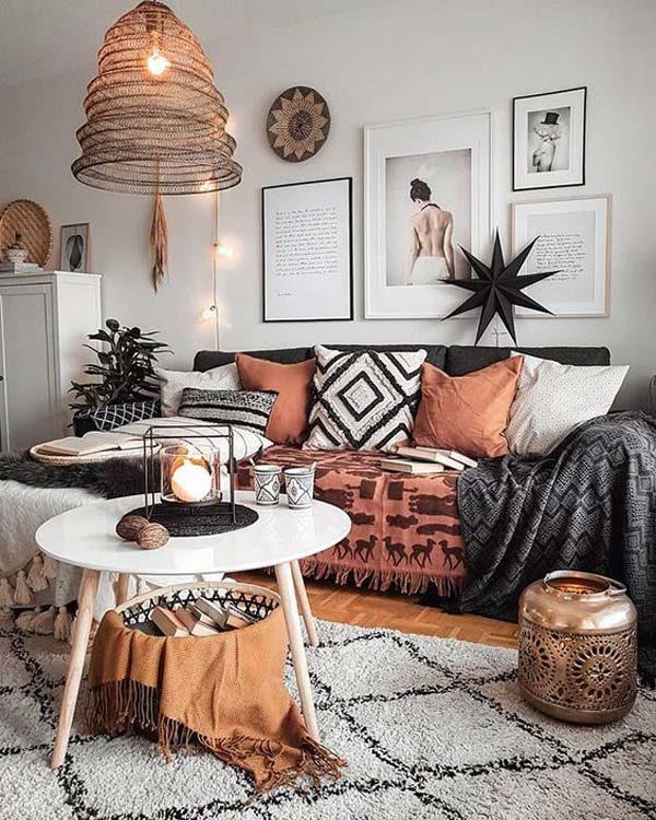 estilos de decoração